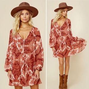 Show Me Your Mumu Sienna Swing Dress Tunic